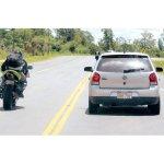 Viele Verkehrsvergehen auf der Route Luque – San Bernardino