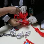 Kokain im Kinderspielzeug entdeckt