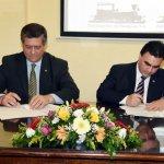 Fepasa und BNF unterzeichnen Vereinbarung für Eisenbahnbau