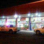 Supermarkt Real überfallen