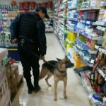 Bombendrohung im Supermarkt