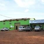 Agrochemikalien aus Kooperative gestohlen