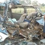 Lkw übersehen: 3 Tote und 3 Schwerverletzte