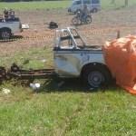 Zwei Fernbusse in schweren Unfall verwickelt
