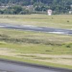 Notlandung am Flughafen Silvio Pettirossi