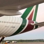 Notlandung rettet das Leben eines Passagiers