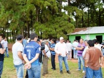 """Campesinos warnen vor """"blutigen Zwischenfällen"""""""