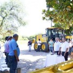 Historischer Akt im Chaco