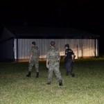 Illegale Polizeioperation auf einer Estancia?