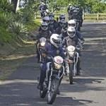 Kampf gegen die Motochorros eröffnet