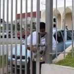 """Der Gouverneur in Guairá """"hinter Gittern"""""""