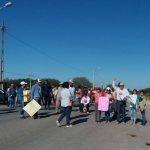 Blauhelme im Einsatz: Agiert die Mautstation im Chaco illegal?