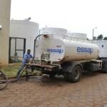 Eine Klinik ohne Wasser