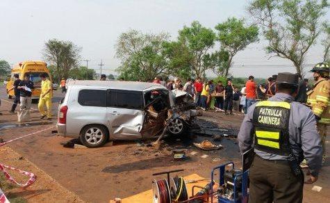 Zwei Tote bei Verkehrsunfall in der Kolonie Bergthal