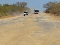 """38 km von der Transchaco Route wurden """"vergessen"""""""