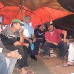 Campesinos marschieren erneut nach Asunción
