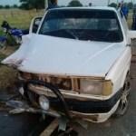 Schwerer Unfall mit Fahrerflucht im Chaco