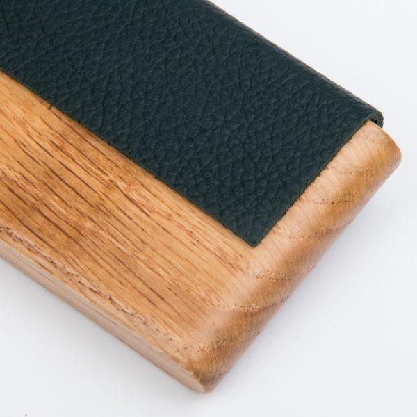 The Classic : Chêne cuir vert