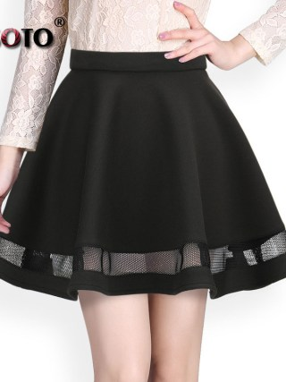 Fashion women skirt kawaii faldas ladies midi skirt Sexy skirts womens Pleated skirts saias Korea clothes summer tutu femme