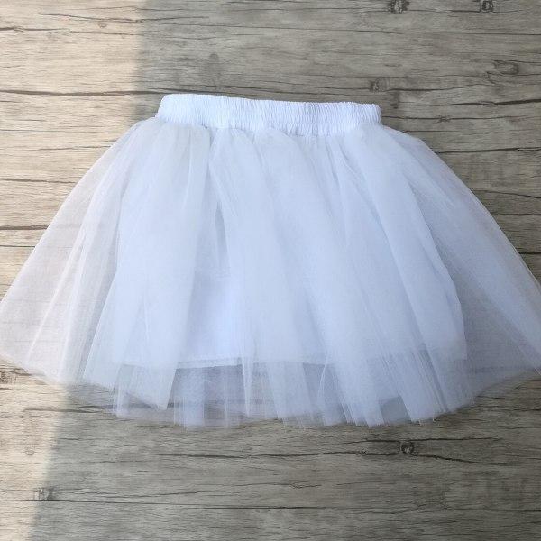 Summer Womens Mini Tulle Skirt Fairy Style Custom Made 5 layers saia Voile Bouffant Puffy Fashion Skirt Summer Tutu Skirts
