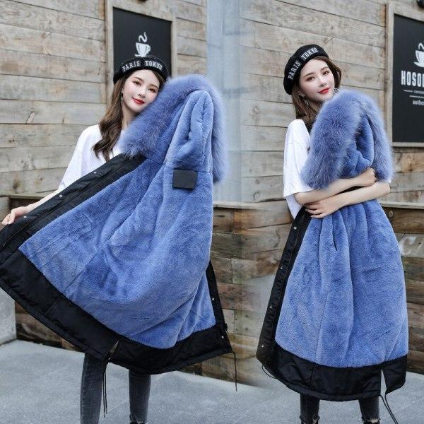 Arrival Ladies Autumn Winter Jacket Cotton Lining Padded Heat