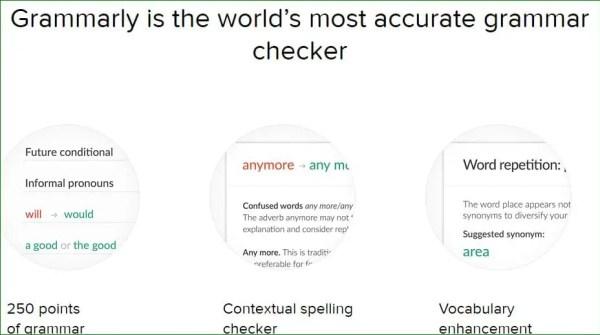 Grammar checker