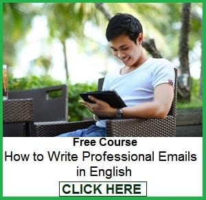 A 5-Day Course on How to Write Professional Emails in English