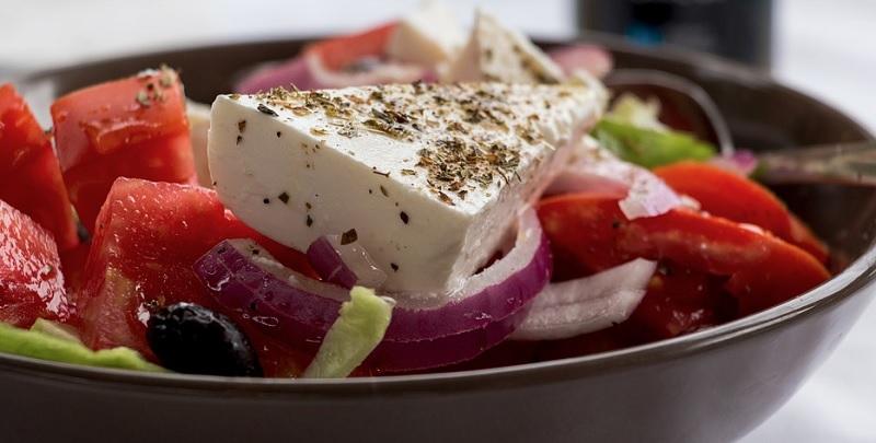 dania kuchni śródziemnomorskiej