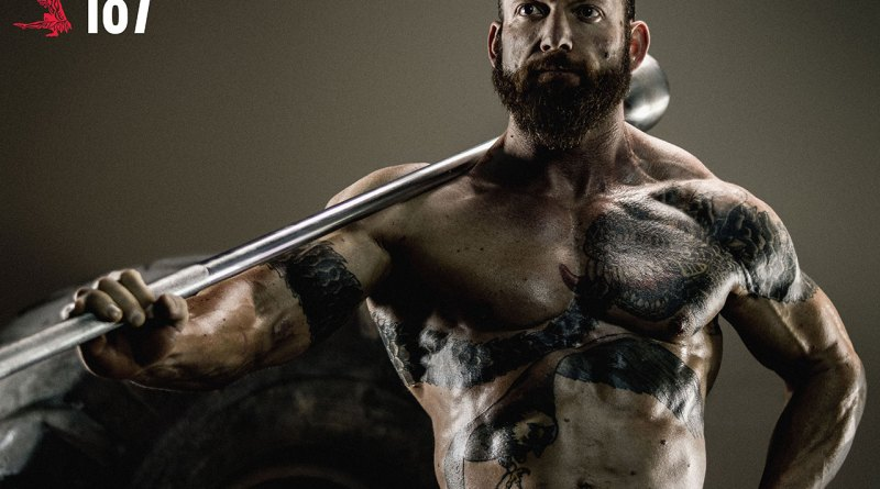 Chris Duffin on the Brute Strength Podcast