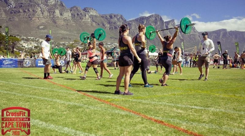 CrossFit Fittest in Cape Town 2019