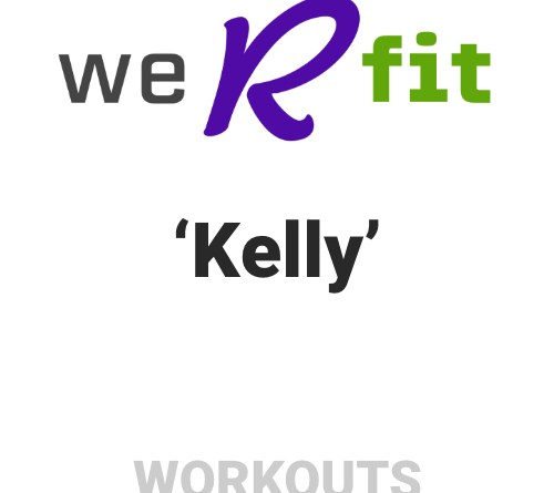 CrossFit Kelly Workout
