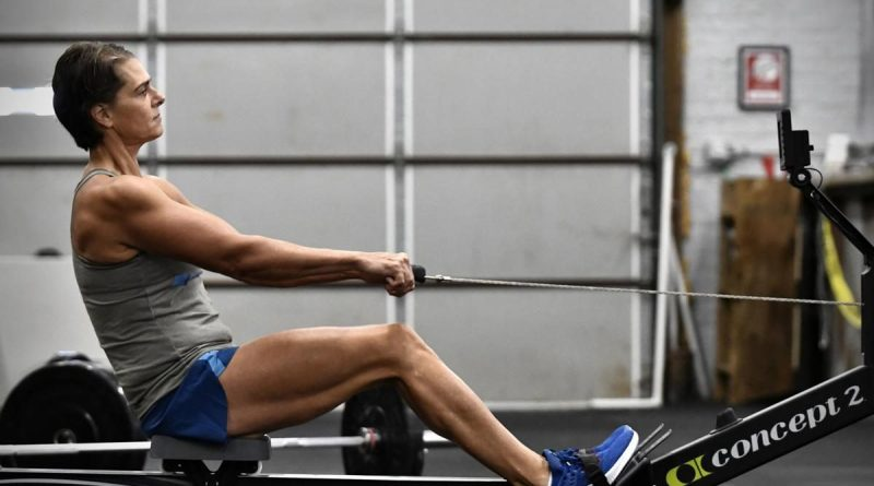 Desiree Farchione Uses CrossFit to Better Serve Her Community