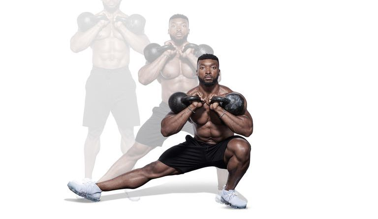 Obi Vincent on CrossFit and Bodybuilding