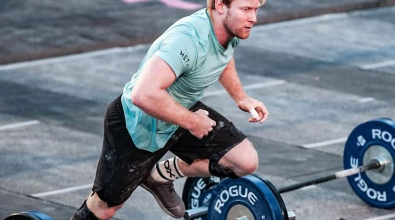 Patrick Vellner at Wodapalooza 2019