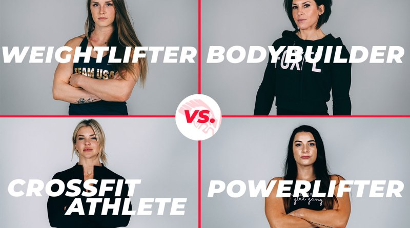 The Women of the Brute Showdown