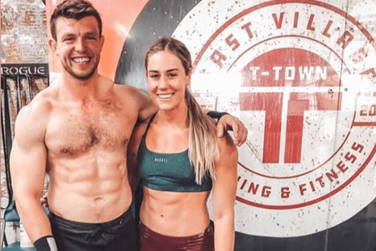 Zachery Buntin and Brooke Wells