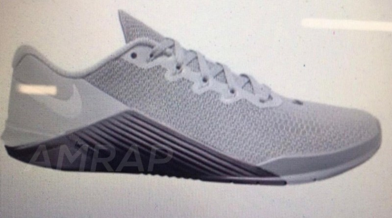 According to As Many Reviews as Possible, this is one of three leaked images of the Nike Metcon 5 to be released in April