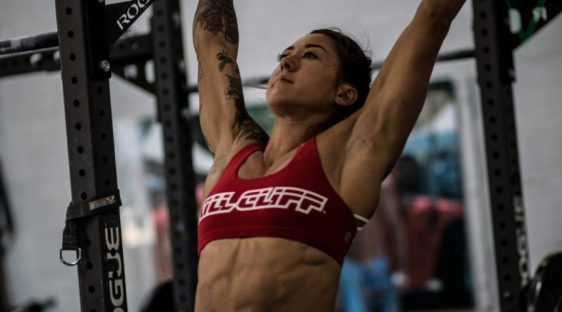 Toes-to-bar is a significant ab workout and is featured in the second CrossFit Open workout of 2019