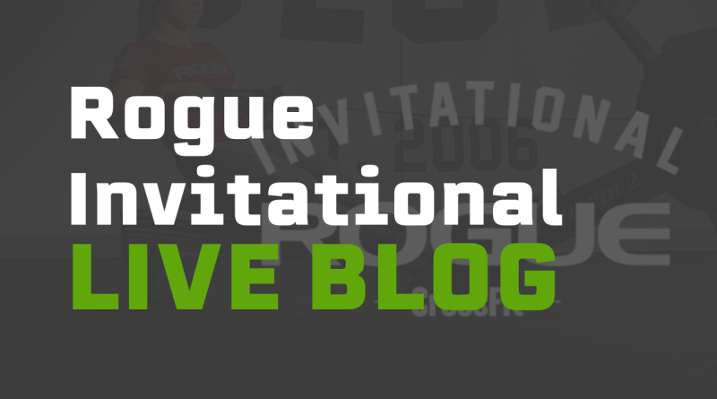 Follow our 2019 Rogue Invitational Live Blog