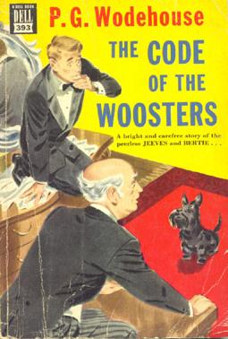 Image result for Code of the Woosters