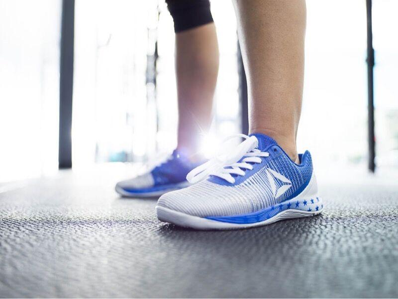 Nous avons testé pour vous les Reebok CrossFit®* NANO 8