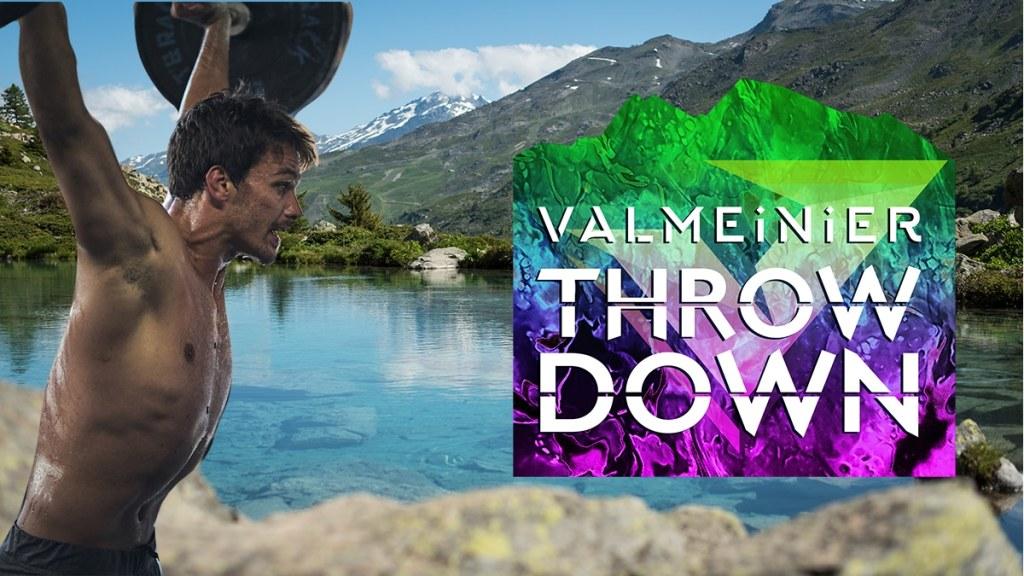 valmeinier throwdown crossfit