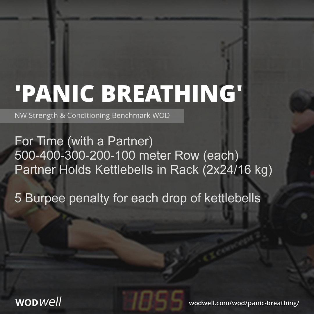 Quot Panic Breathing Quot Wod