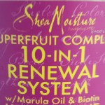 End Of The Tub Review: SheaMoisture Superfruit 10-In-1 Renewal System Conditioner and Hair Masque