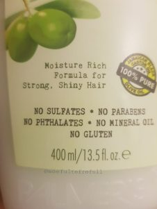 Shampoo - Palmer's Olive Oil