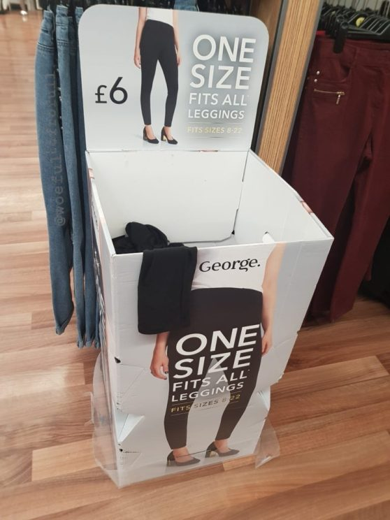 leggings asda george woeful to frofull