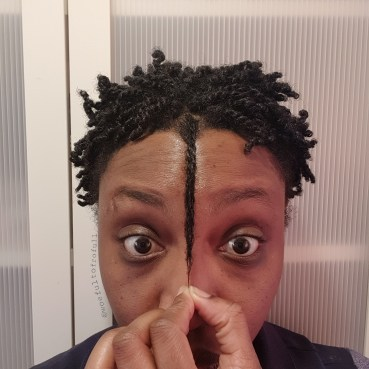 twist length check twist out afro hair woeful to frofull