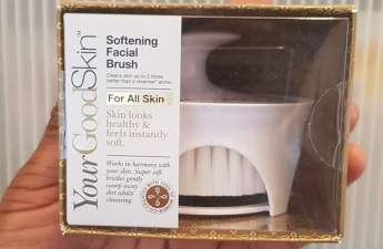yourgoodskin facial brush woeful to frofull