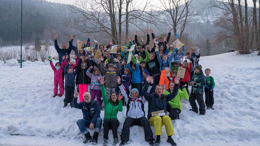 Fahrt Zum Schnee 2018