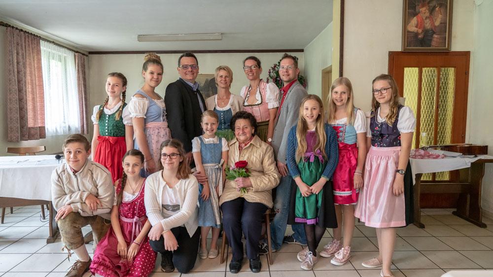 2019 Gemeinde Muttertagsfeier